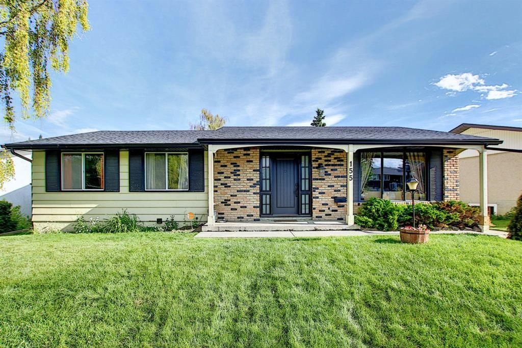 Main Photo: 155 HUNTFORD Road NE in Calgary: Huntington Hills Detached for sale : MLS®# A1016441