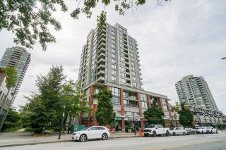 """Main Photo: 605 4182 DAWSON Street in Burnaby: Brentwood Park Condo for sale in """"TANDEM 3"""" (Burnaby North)  : MLS®# R2617513"""