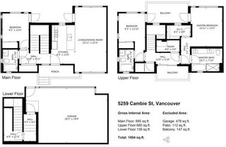 "Photo 25: 5259 CAMBIE Street in Vancouver: Cambie Townhouse for sale in ""CONTESSA"" (Vancouver West)  : MLS®# R2554658"