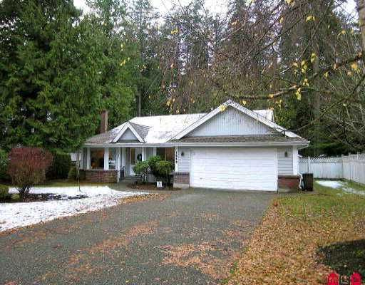 """Main Photo: 1949 AMBLE GREENE DR in White Rock: Crescent Bch Ocean Pk. House for sale in """"AMBLE GREENE"""" (South Surrey White Rock)  : MLS®# F2525883"""