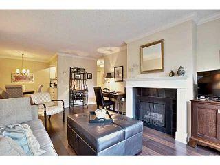 "Photo 3: 112 550 E 6TH Avenue in Vancouver: Mount Pleasant VE Condo for sale in ""Landmark Gardens"" (Vancouver East)  : MLS®# V1109766"