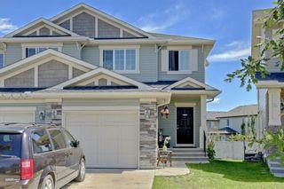 Photo 8: 78 Brightoncrest Grove SE in Calgary: New Brighton Semi Detached for sale : MLS®# A1032989