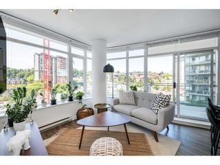 """Photo 4: 1206 892 CARNARVON Street in New Westminster: Downtown NW Condo for sale in """"Azure 2"""" : MLS®# R2609650"""