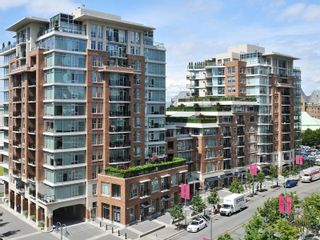 Photo 1: N707 737 Humboldt St in : Vi Downtown Condo for sale (Victoria)  : MLS®# 882584
