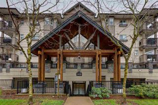 """Photo 1: 105 5488 198 Street in Langley: Langley City Condo for sale in """"Brooklyn Wynd"""" : MLS®# R2440852"""