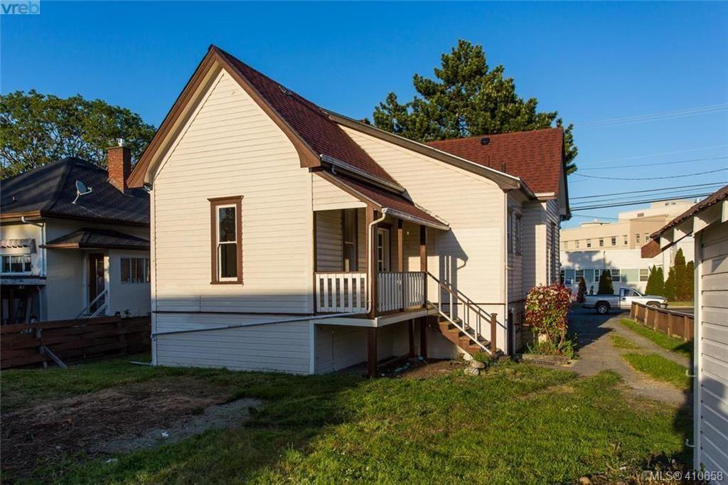 Photo 3: Photos: 2440 Richmond Rd in VICTORIA: Vi Jubilee House for sale (Victoria)  : MLS®# 814027