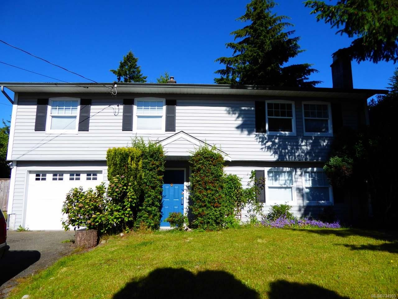 Main Photo: 85 Jones Rd in CAMPBELL RIVER: CR Campbell River Central House for sale (Campbell River)  : MLS®# 734903