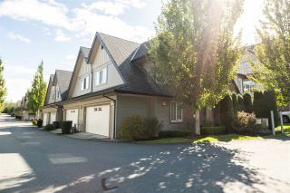 "Photo 1: 143 2501 161A Street in Surrey: Grandview Surrey Townhouse for sale in ""Highland Park"" (South Surrey White Rock)  : MLS®# R2408346"