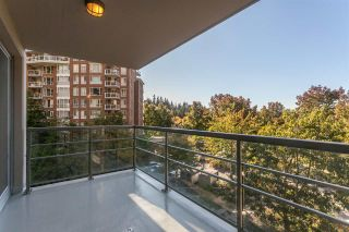 "Photo 12: 408 5639 HAMPTON Place in Vancouver: University VW Condo for sale in ""REGENCY"" (Vancouver West)  : MLS®# R2211482"