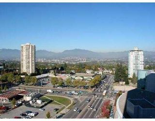 """Photo 8: 1806 6088 WILLINGDON Avenue in Burnaby: Metrotown Condo for sale in """"RESIDENCY AT THE CRYSTAL"""" (Burnaby South)  : MLS®# V636675"""