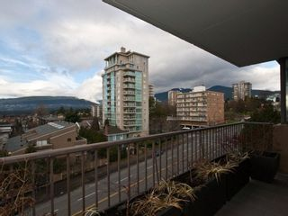 """Photo 18: 602 540 LONSDALE Avenue in North Vancouver: Lower Lonsdale Condo for sale in """"GROSVENOR"""" : MLS®# V864237"""