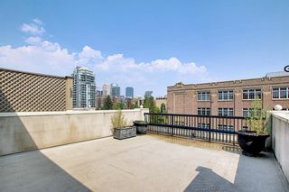 Photo 44: 1715 College Lane SW in Calgary: Lower Mount Royal Row/Townhouse for sale : MLS®# A1134459