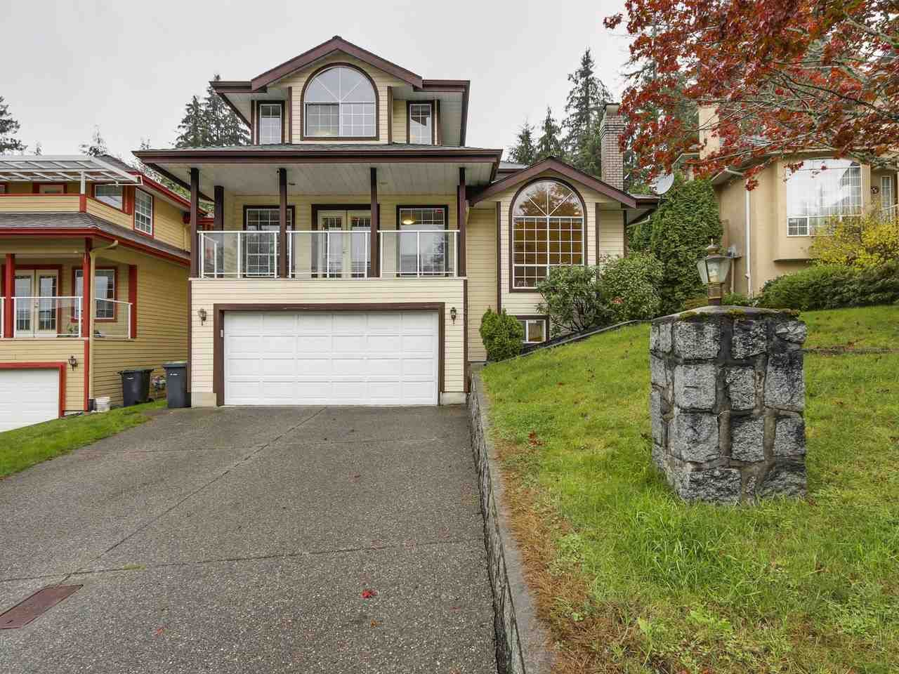 Main Photo: 1410 PURCELL Drive in Coquitlam: Westwood Plateau House for sale : MLS®# R2117588