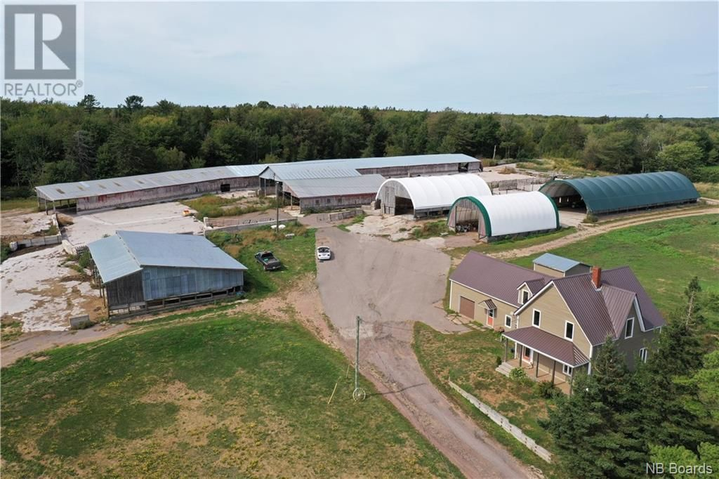 Main Photo: 550 Cookville Road in Out of Board: Agriculture for sale : MLS®# NB050249