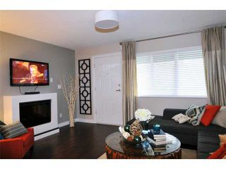 """Photo 3: 41 1268 RIVERSIDE Drive in Port Coquitlam: Riverwood Townhouse for sale in """"Somerston Lane"""" : MLS®# V995034"""