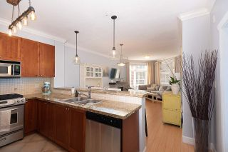 """Photo 2: 205 4211 BAYVIEW Street in Richmond: Steveston South Condo for sale in """"THE VILLAGE"""" : MLS®# R2550894"""