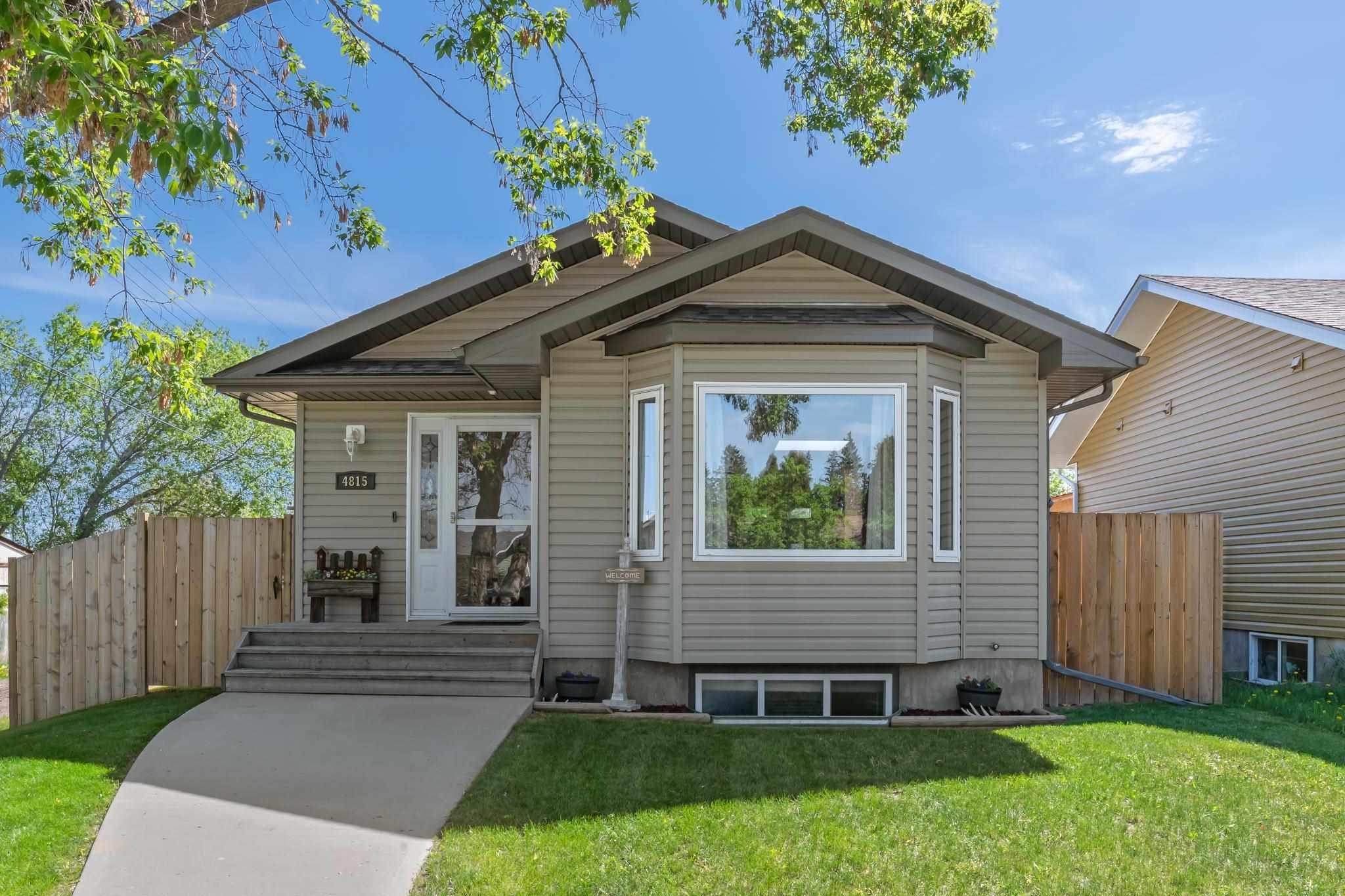 Main Photo: 4815 53 Street: Glendon House for sale : MLS®# E4226314