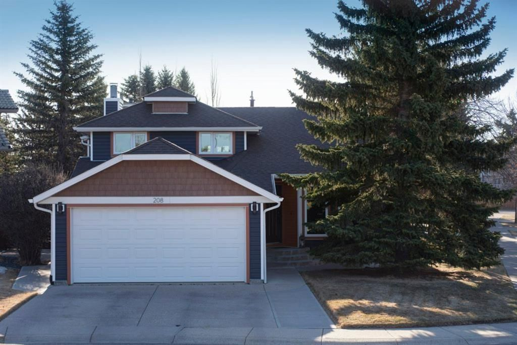 Main Photo: 208 Strathcona Mews SW in Calgary: Strathcona Park Detached for sale : MLS®# A1094826