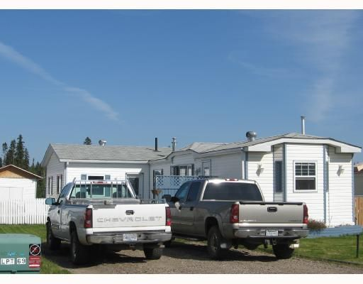 "Main Photo: 5530 42ND Street in Fort_Nelson: Fort Nelson -Town Manufactured Home for sale in ""STREEPER SUB"" (Fort Nelson (Zone 64))  : MLS®# N179474"