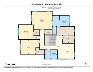 Photo 44: 5 GALLOWAY Street: Sherwood Park House for sale : MLS®# E4255307