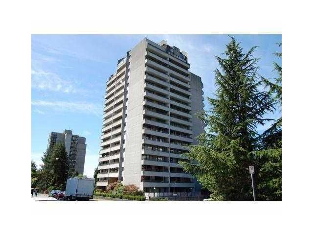 Main Photo: 708 6595 WILLINGDON Avenue in BURNABY: Metrotown Condo for sale (Burnaby South)  : MLS®# V839832