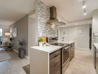 """Photo 8: 101 756 GREAT NORTHERN Way in Vancouver: Mount Pleasant VE Condo for sale in """"Pacific Terraces"""" (Vancouver East)  : MLS®# R2577587"""