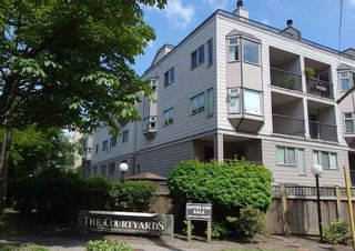 Photo 1: 107-737 Hamilton St in New Westminster: Uptown NW Condo for sale : MLS®# R2330337