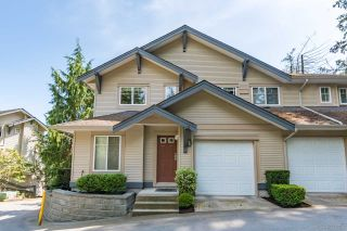 """Photo 1: 15 5839 PANORAMA Drive in Surrey: Sullivan Station Townhouse for sale in """"Forest Gate"""" : MLS®# R2386944"""