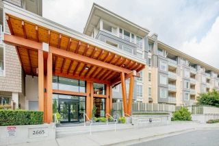 """Photo 5: 403 2665 MOUNTAIN Highway in North Vancouver: Lynn Valley Condo for sale in """"CANYON SPRINGS by POLYGON"""" : MLS®# R2311452"""