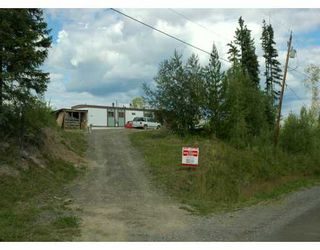 Photo 1: 17950 E PERRY Road in Prince George: Giscome/Ferndale Manufactured Home for sale (PG Rural East (Zone 80))  : MLS®# N165982