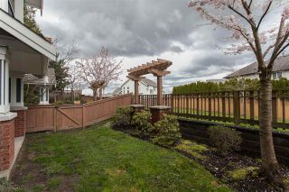 "Photo 19: 12 6036 164 Street in Surrey: Cloverdale BC Townhouse for sale in ""Arbour Village"" (Cloverdale)  : MLS®# R2156011"