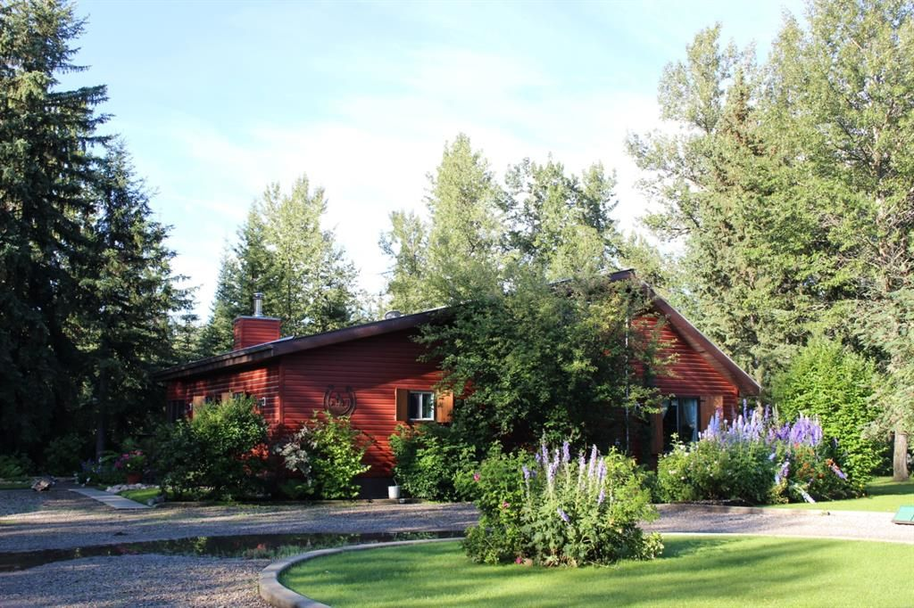Main Photo: 54021 James River Rd: Rural Clearwater County Detached for sale : MLS®# A1094715