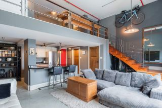 """Photo 10: 205 2001 WALL Street in Vancouver: Hastings Condo for sale in """"Cannery Row Lofts"""" (Vancouver East)  : MLS®# R2587997"""