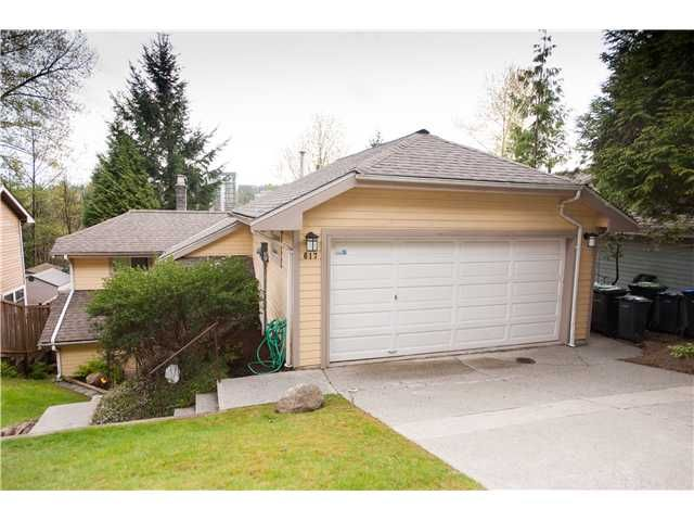 Main Photo: 617 THURSTON TE in Port Moody: North Shore Pt Moody House for sale : MLS®# V1116599