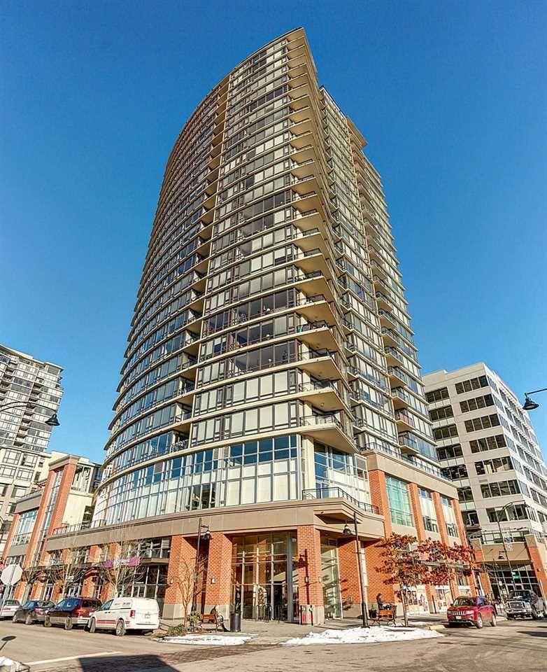 "Main Photo: 804 400 CAPILANO Road in Port Moody: Port Moody Centre Condo for sale in ""ARIA 2"" : MLS®# R2127631"