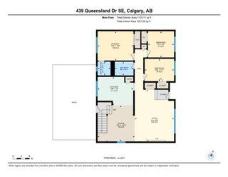 Photo 25: 439 Queensland Road SE in Calgary: Queensland Detached for sale : MLS®# A1134437