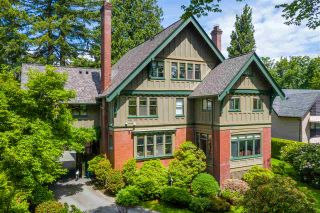 Photo 1: 1469 MATTHEWS Avenue in Vancouver: Shaughnessy House for sale (Vancouver West)  : MLS®# R2613442