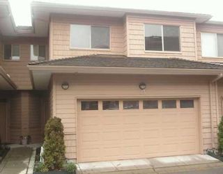 """Photo 1: 16655 64TH Ave in Surrey: Cloverdale BC Townhouse for sale in """"Ridgewood Estates"""" (Cloverdale)  : MLS®# F2626827"""