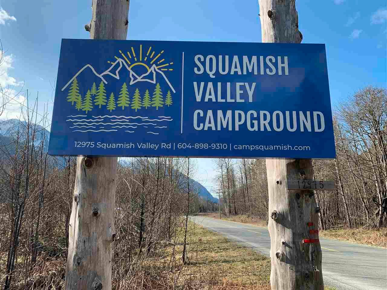 Main Photo: 12975 SQUAMISH VALLEY Road in Squamish: Upper Squamish Business with Property for sale : MLS®# C8037598
