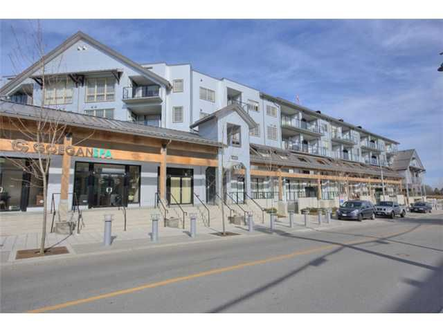 "Main Photo: 402 6233 LONDON Road in Richmond: Steveston South Condo for sale in ""LONDON STATION"" : MLS®# V828496"
