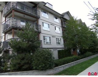 """Photo 1: 203 5465 203RD Street in Langley: Langley City Condo for sale in """"STATION 54"""" : MLS®# F2919876"""