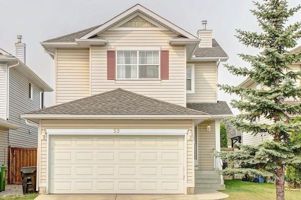 Main Photo: 59 TARINGTON Close NE in Calgary: Taradale Detached for sale : MLS®# C4216130