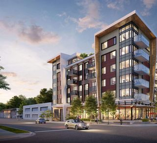 "Photo 1: 212 1496 CHARLOTTE Road in North Vancouver: Lynnmour Condo for sale in ""The Brooklynn"" : MLS®# R2569312"