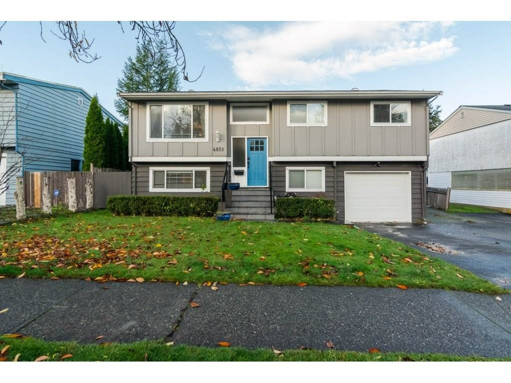 Photo 1: Photos: 4851 205A Street in Langley: Langley City House for sale : MLS®# R2222634