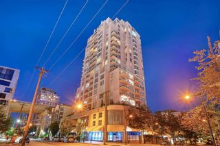 """Main Photo: 1008 1500 HOWE Street in Vancouver: Yaletown Condo for sale in """"The Discovery"""" (Vancouver West)  : MLS®# R2605585"""