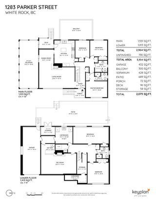 """Photo 40: 1283 PARKER Street: White Rock House for sale in """"EAST BEACH"""" (South Surrey White Rock)  : MLS®# R2562015"""