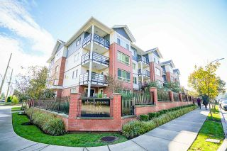 """Photo 1: 203 2268 SHAUGHNESSY Street in Port Coquitlam: Central Pt Coquitlam Condo for sale in """"Uptown Pointe"""" : MLS®# R2514157"""