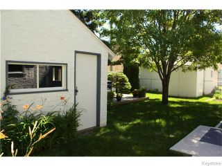 Photo 16: 217 Linwood Street in Winnipeg: Deer Lodge Residential for sale (5E)  : MLS®# 1620593
