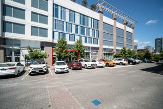 """Photo 1: CRU2 1000 QUAYSIDE Drive in New Westminster: Quay Retail for lease in """"Riversky"""" : MLS®# C8039598"""