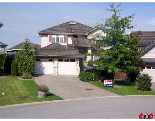 "Main Photo: 3361 155B Street in Surrey: Morgan Creek House for sale in ""MORGAN CREEK"" (South Surrey White Rock)  : MLS®# F2825941"
